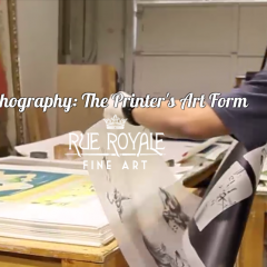 Rue Royale Fine Art and Lithography